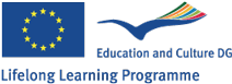 Lifelong learning programme Logo